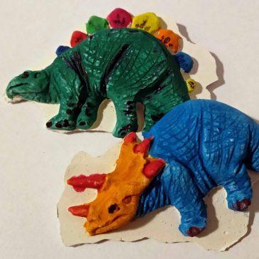 Dinosauří dílny