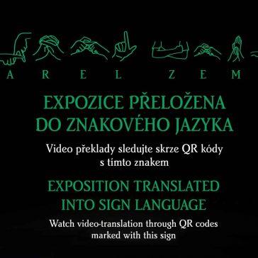 Muzeum Karla Zemana pro sluchově postižené